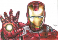 Iron Man from Alexander P.