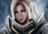 Anduin Wrynn from Namwhan-K
