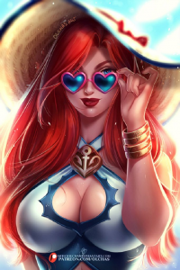 Miss Fortune from Olchas