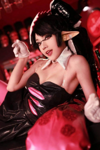 Miyuko Cosplayer as Callie