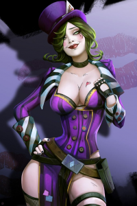 Mad Moxxi from Emily Cheng