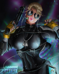 Cassie Cage from Axouel2009
