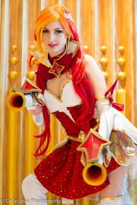 Max Melancholy as Miss Fortune/Star Guardian
