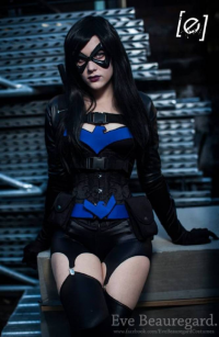 Eve Beauregard as Nightwing