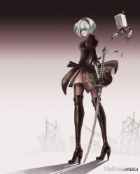 2B from Lenalee-sama