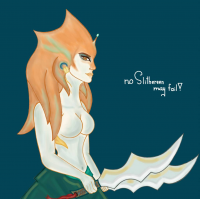 Naga Siren from Thenastyw0rld