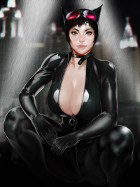 Catwoman from Botslim
