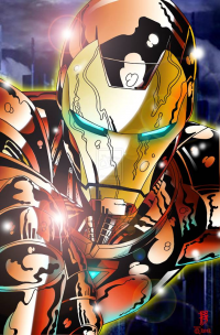 Iron Man from Bigrob1031