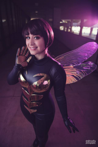 Jessica LG as Wasp