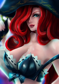 Miss Fortune from Namwhan-K