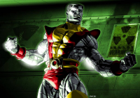 Colossus from Brian C. Roll