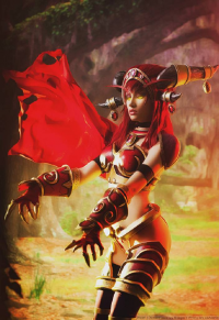 Natasha Firsakova as Alexstrasza