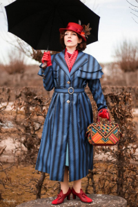 Sajalyn as Mary Poppins