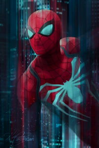 Spider-Man from jasric