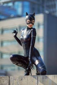 Rei Doll as Catwoman