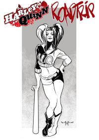 Harley Quinn from Pasquale Qualano