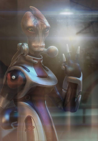 Mordin Solus from Florian Guilbot