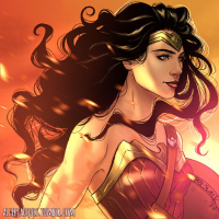 Wonder Woman from AllieJacques