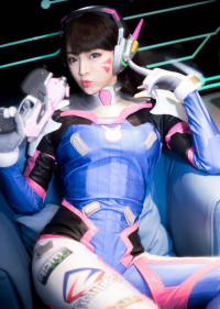 Unknown Female Artist as D.Va
