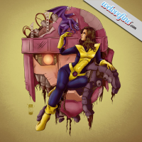 Kitty Pryde from Steevin Love
