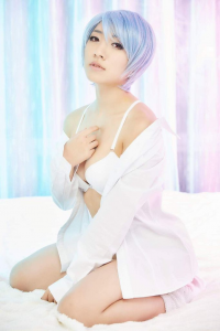 Stella Chuu as Rei Ayanami