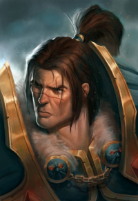 Varian Wrynn from izzual