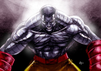 Colossus from Allen Michael Geneta