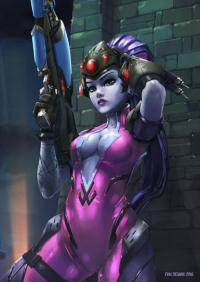 Widowmaker from Eyald