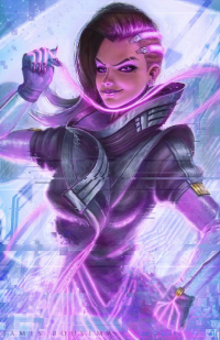 Sombra from James Bousema