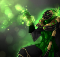 Rubick from Vainisart