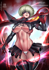 Ryūko Matoi from Bokuman