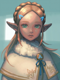 Princess Zelda from Bellhenge