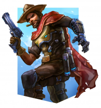 McCree from Andrew Tran