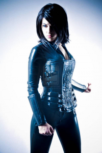 KO Cosplay as Selene