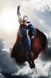 Superman from Scott Harben