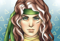 Rogue from Asenath23