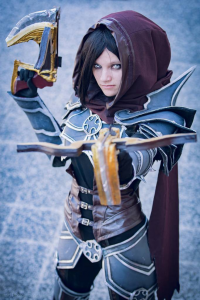Anitramnoriko as Demon Hunter
