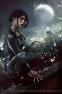 Florencia Jillian Sofen as Catwoman