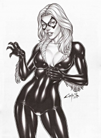 Black Cat from Carlos Augusto Braga