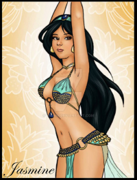 Princess Jasmine from Biaani