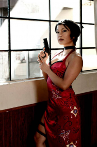 Leen Isabel as Ada Wong