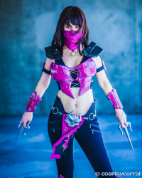 Happily Ever Jenna as Mileena