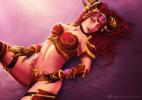 Alexstrasza from martaino