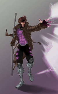 Gambit from Redrab8t