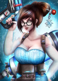 Mei from Namwhan-K