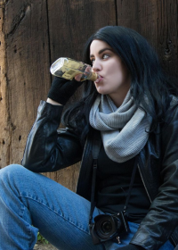 Northern Belle as Jessica Jones
