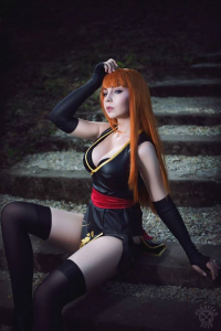 Othien Cosplay as Kasumi