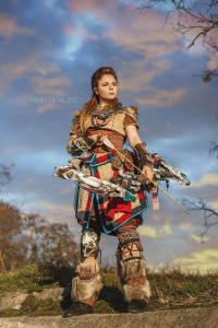 Fenix.  Fatalist as Aloy