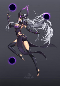 Syndra from dNiseb