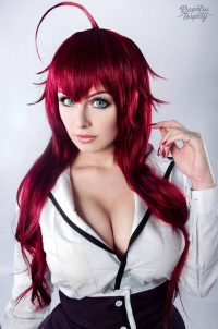 Tayla Barter as Rias Gremory